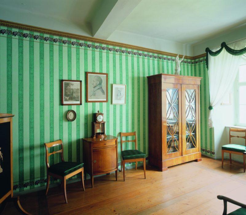 Arbeitszimmer im Kirms-Krackow-Haus