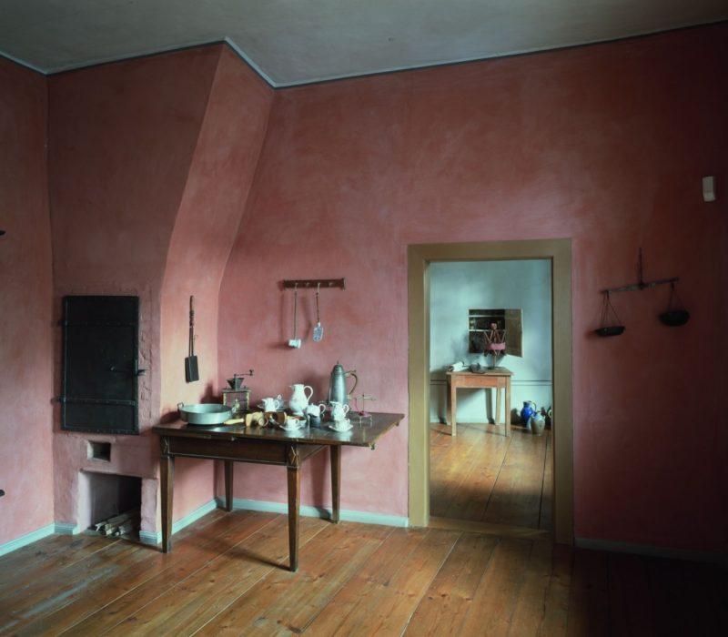 Küche im Kirms-Krackow-Haus
