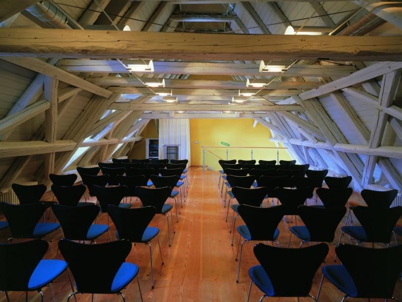 Vortragsraum im Kirms-Krackow-Haus Weimar