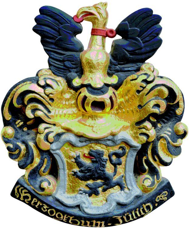 Wappen Herzogtum Jülich