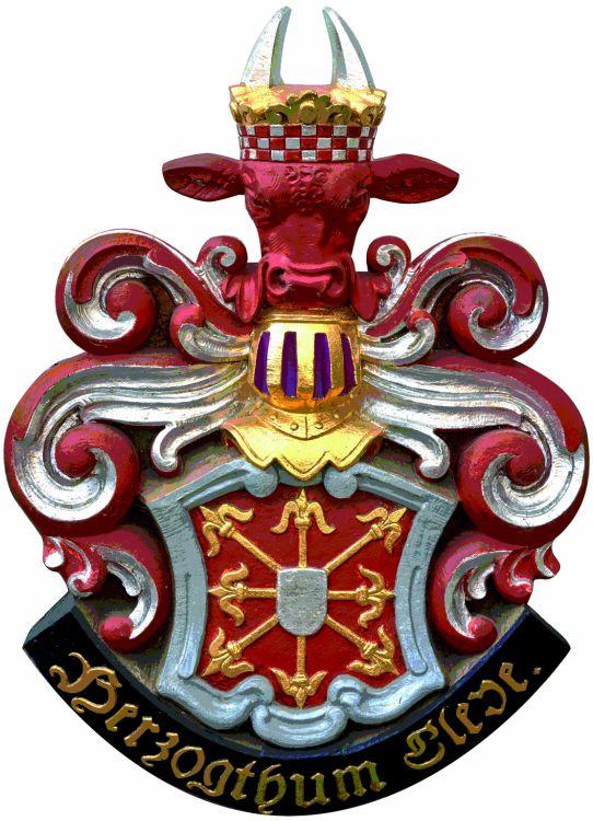 Wappen Herzogtum Kleve