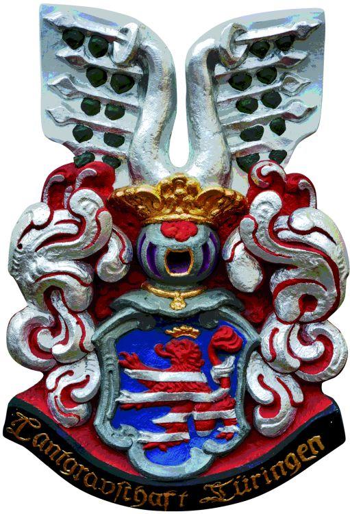 Wappen Landgrafschaft Thüringen