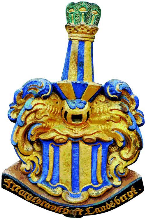 Wappen Markgrafschaft Landsberg