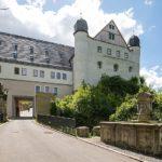 Schloss Schwarzburg Torhaus mit Museumskasse